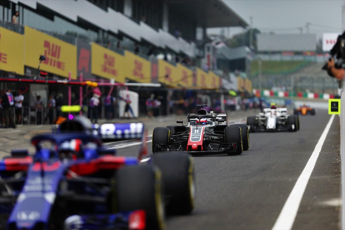 F1 Exp. Japan 2018 Friday 120b