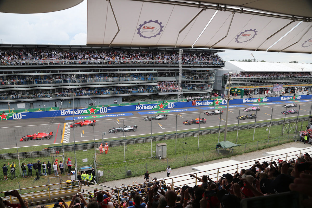 Your Trackside Guide To The 2019 Italian Grand Prix At Monza