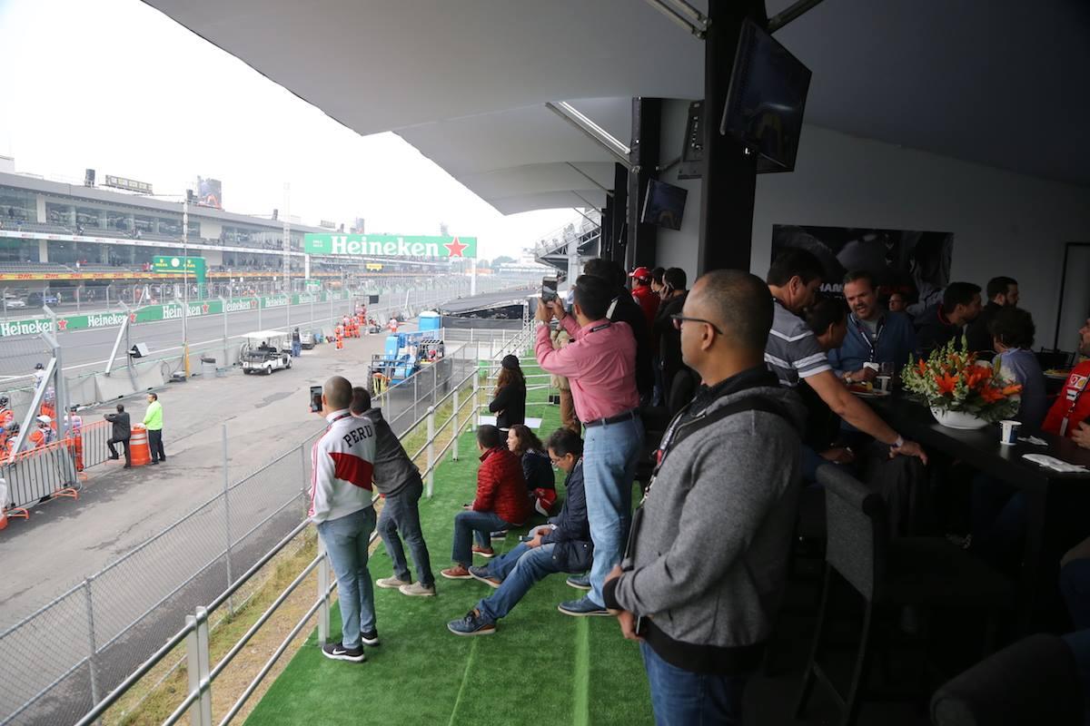 champions club mexican grand prix
