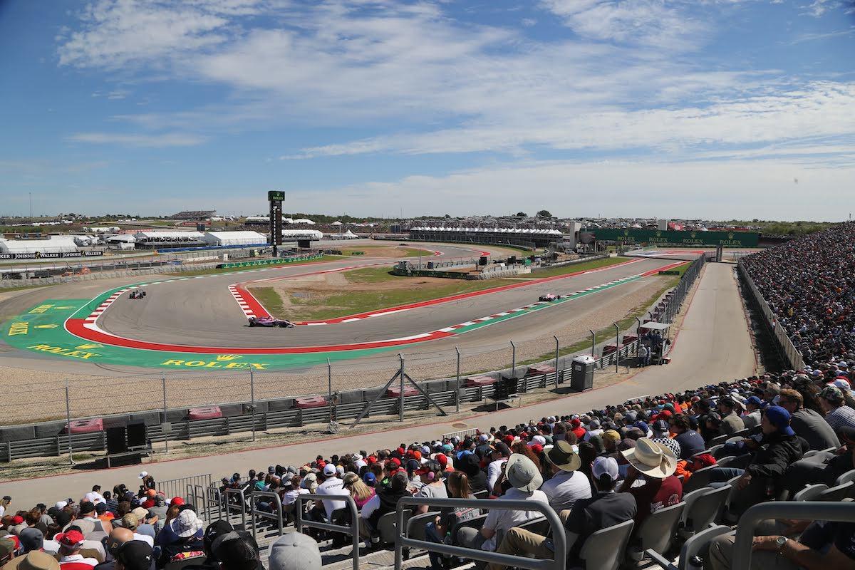US GP COTA Turn 15 Grandstand-1
