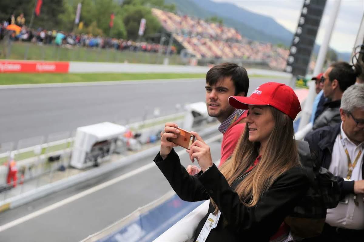 Formula 1 Paddock Club Spanish Grand Prix