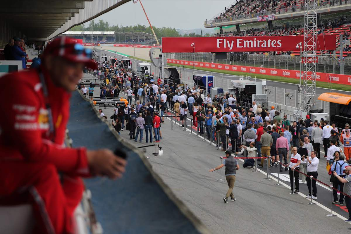 Champions Club Spanish Grand Prix-2