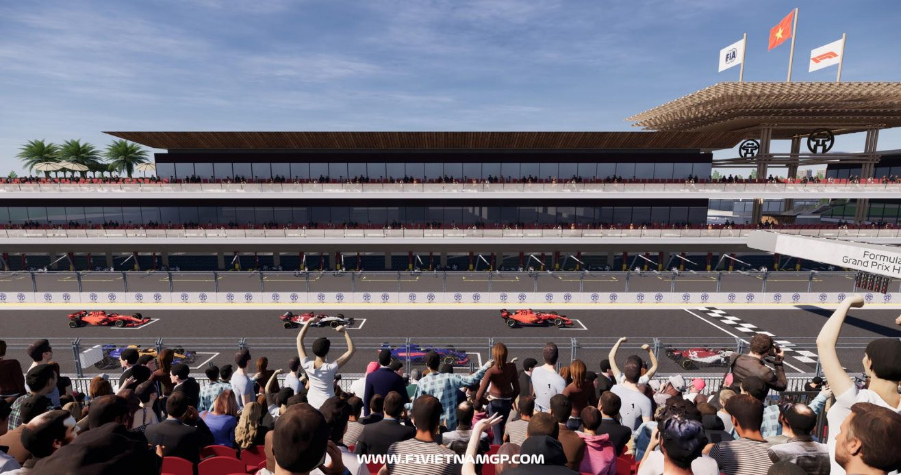 2020 Vietnam GP_starting_grid