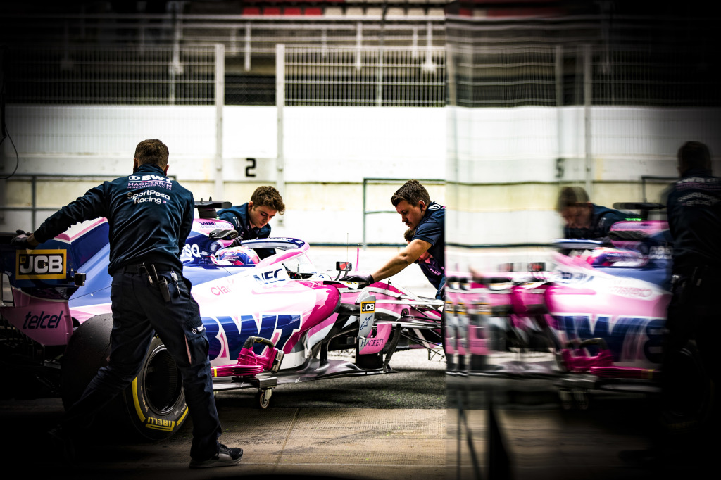 2019 racing point formula 1
