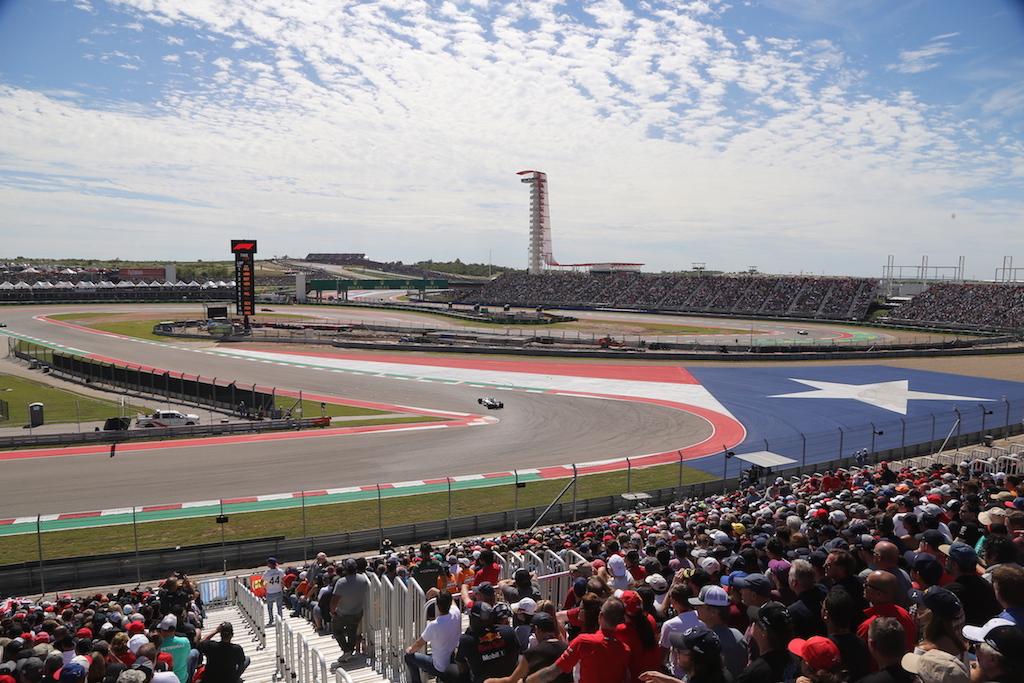 COTA United States Grand Prix F1 Experiences