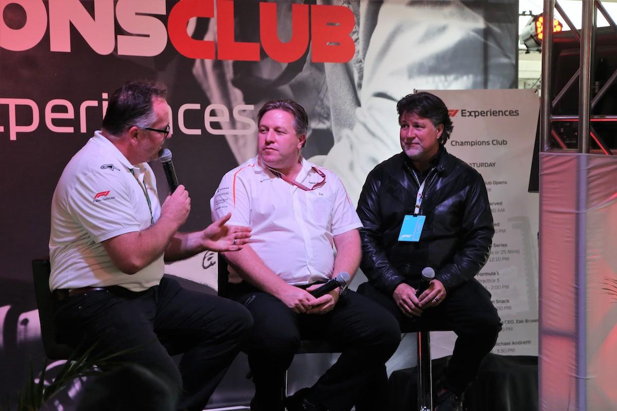 F1 Experiences USA 2018 Saturday 091