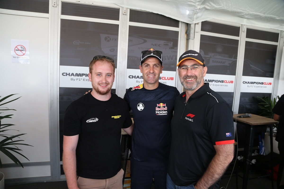 F1 Experience Melbourne 2018 Sunday 022-1
