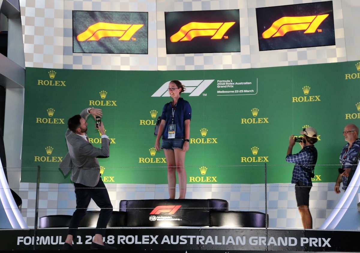 F1 Experience Melbourne 2018 Friday046-1