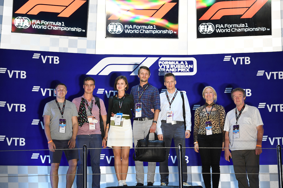 2020 russian grand prix f1 experiences