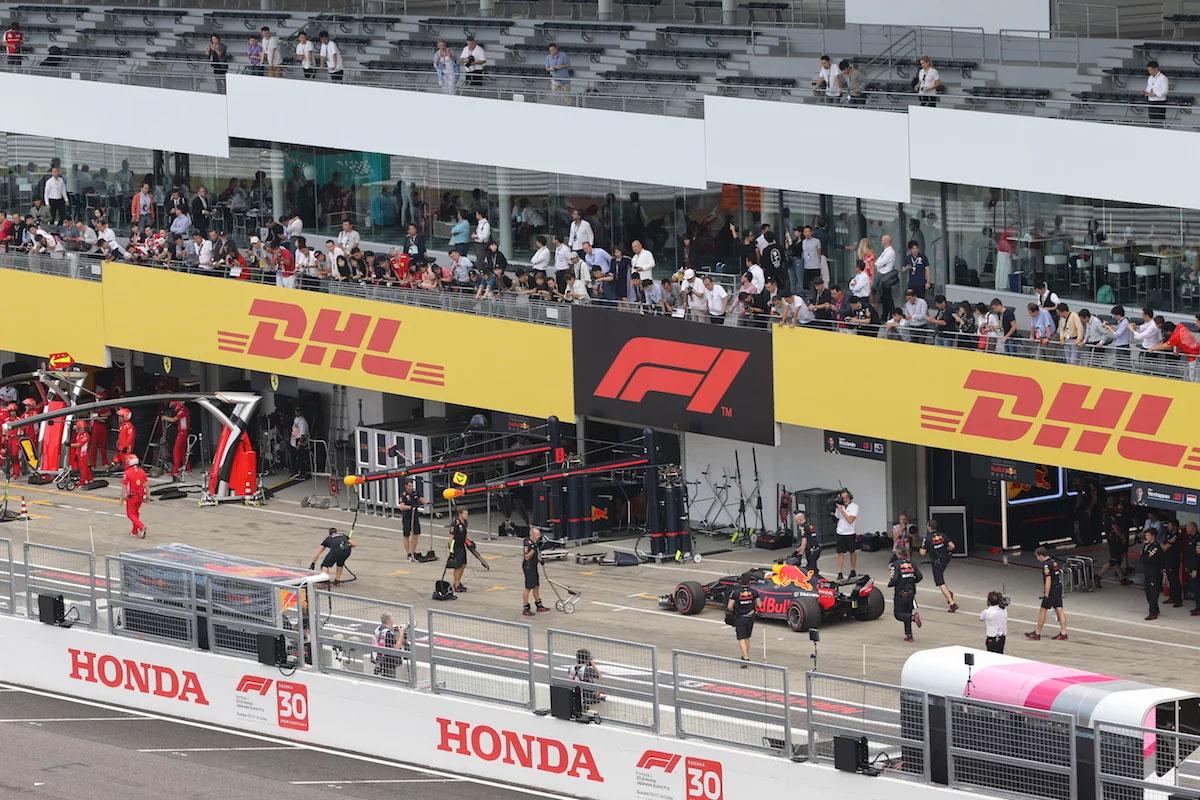 Japanese Grand Prix Suzuka Paddock Club