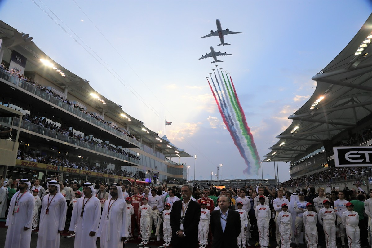 How to get to Yas Marina Circuit F1 Experiences