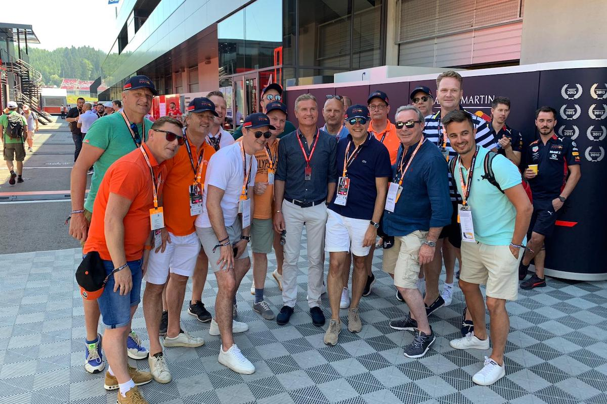guided paddock access red bull ring
