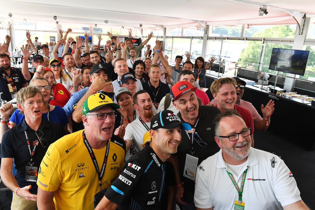 2019 Austrian GP F1 Experiences_2_8338