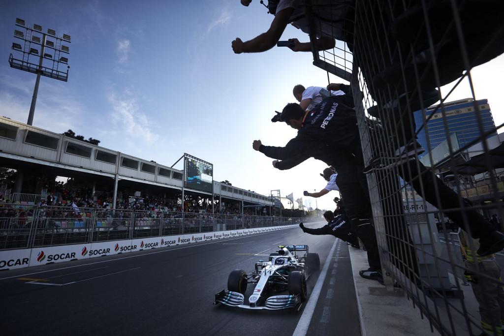 Bottas wins 2019 Azerbaijan Grand Prix