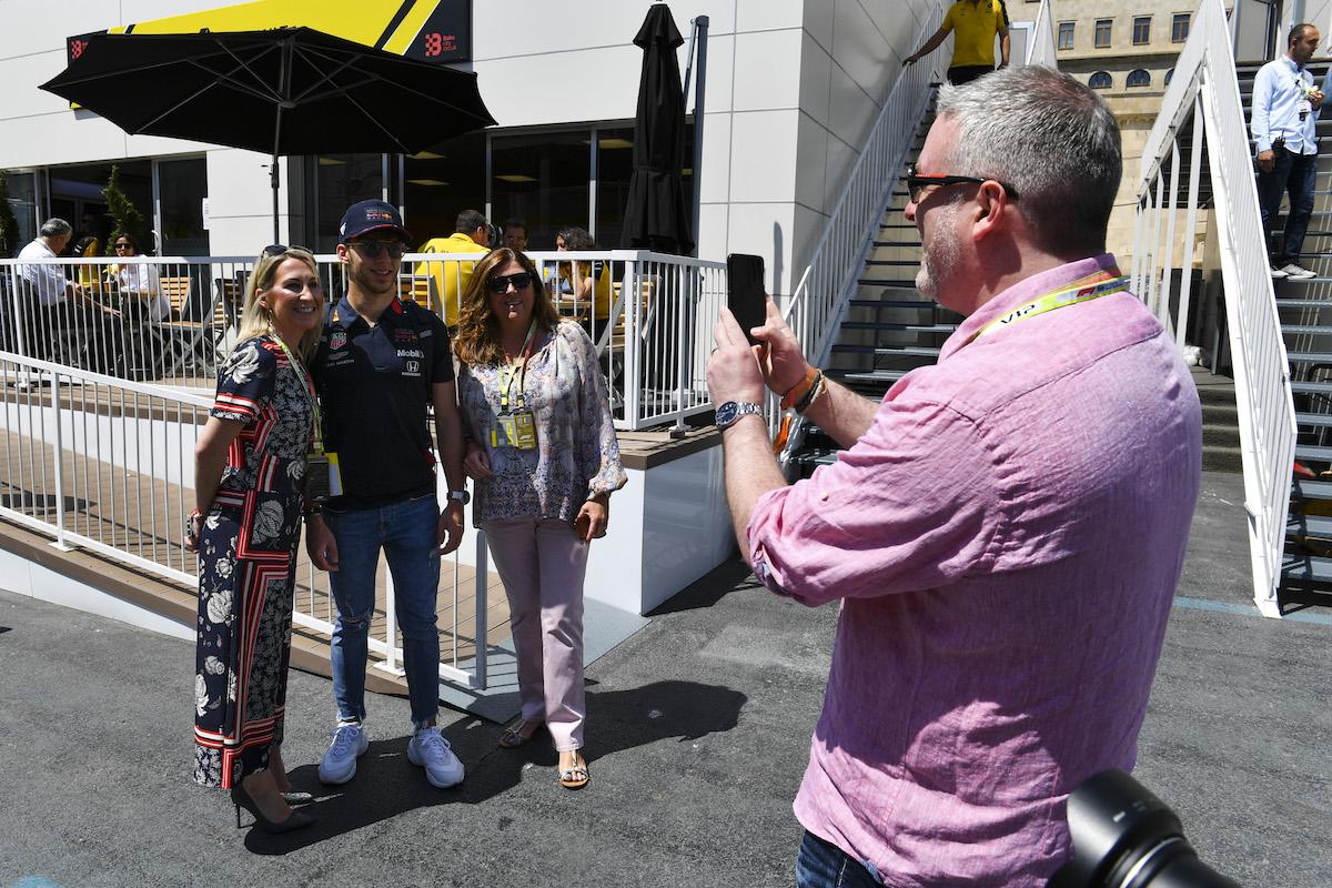 Guided Paddock Access Azerbaijan Grand Prix
