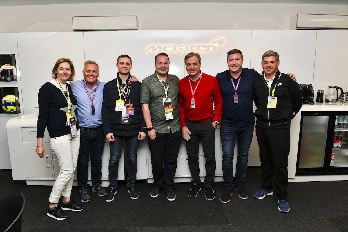 F1 Insider Access Baku