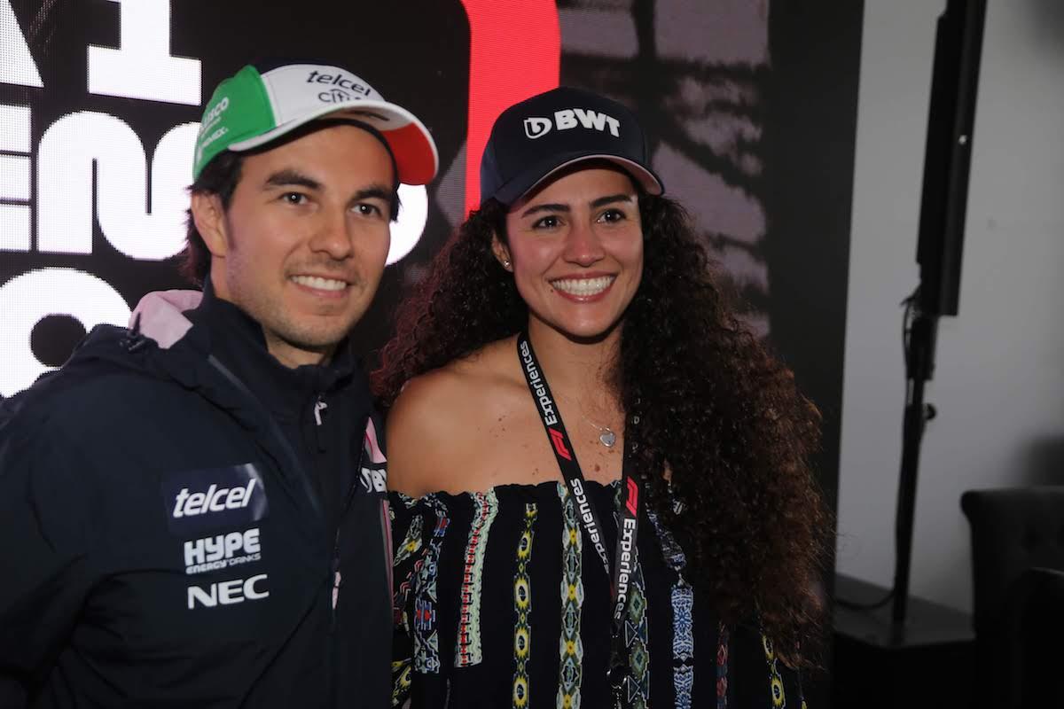 F1 Experiences Mexico 2018 Saturday 068 Sergio Perez
