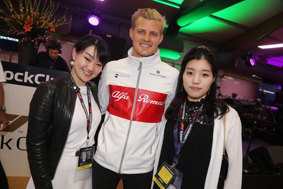 F1 Exp. Baku 2018 Friday 107 Marcus Ericsson
