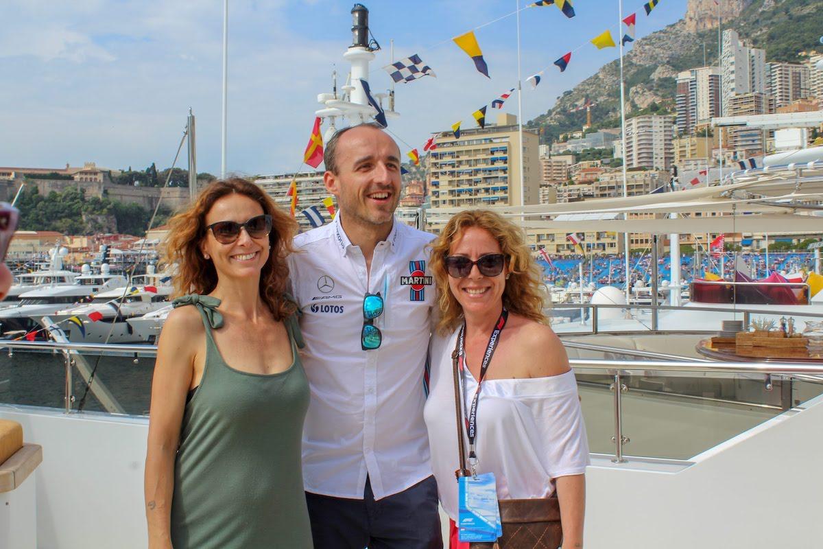 F1-Experiences-2018-Monaco-Yacht-181 Robert Kubica