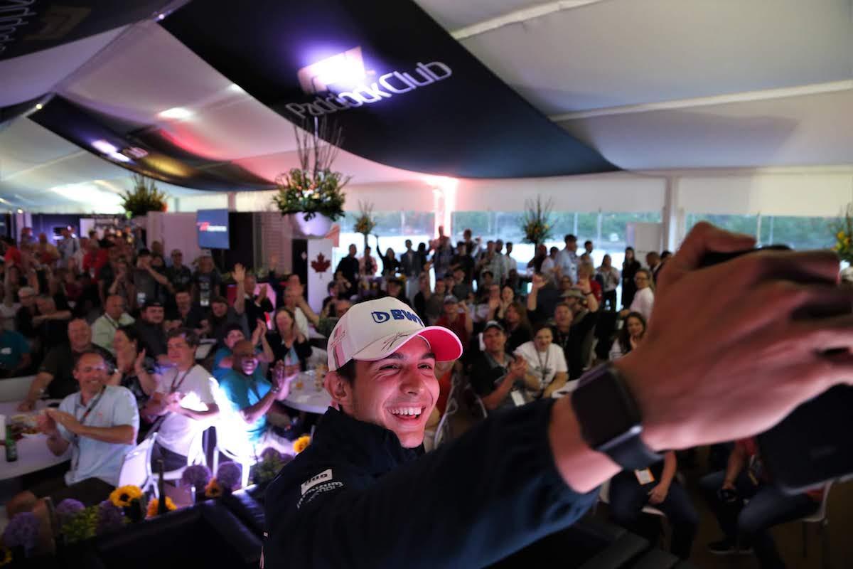 F1 Exp. Canada 2018 Friday 178 Esteban Ocon