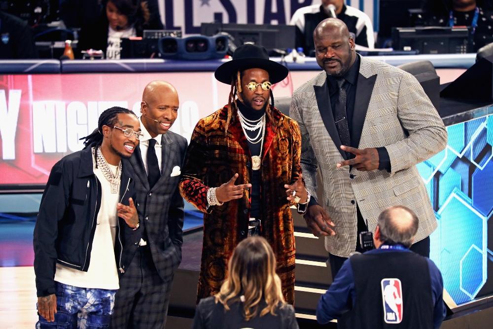 NBA All-Star Celebrities