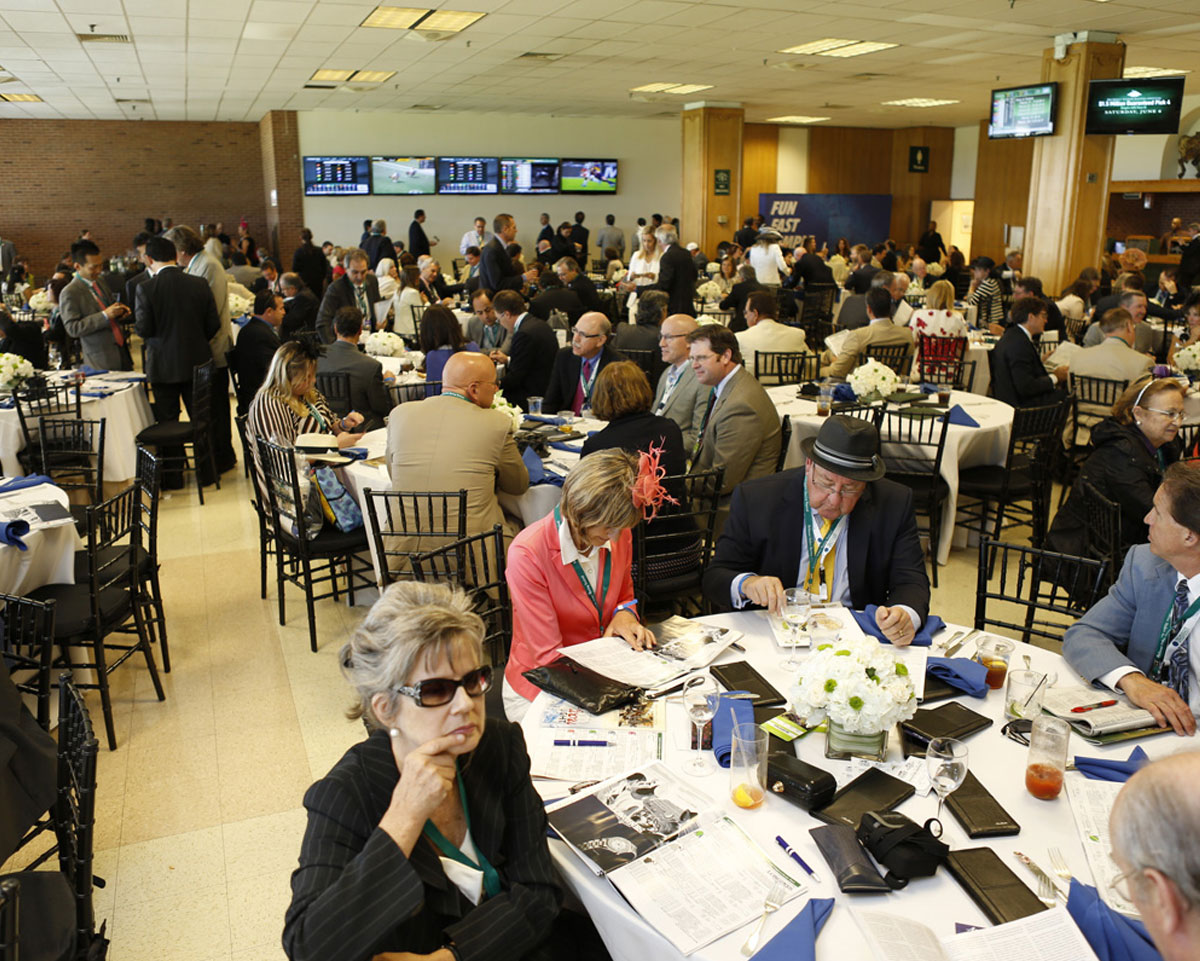 2020 Belmont Stakes Official Ticket Packages