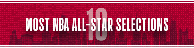 NBA All-Star Selections