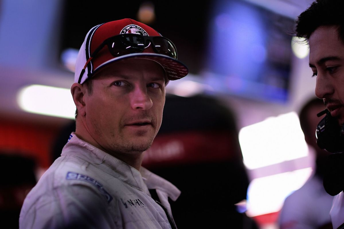 Meet Kimi Räikkönen at the 2020 Japanese Grand Prix