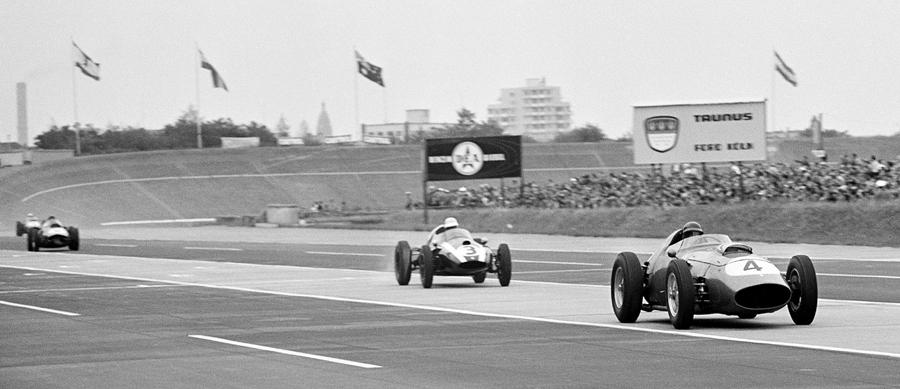 f1 circuit race track germany ring grand prix gp NURBURGRING BLACK T-SHIRT