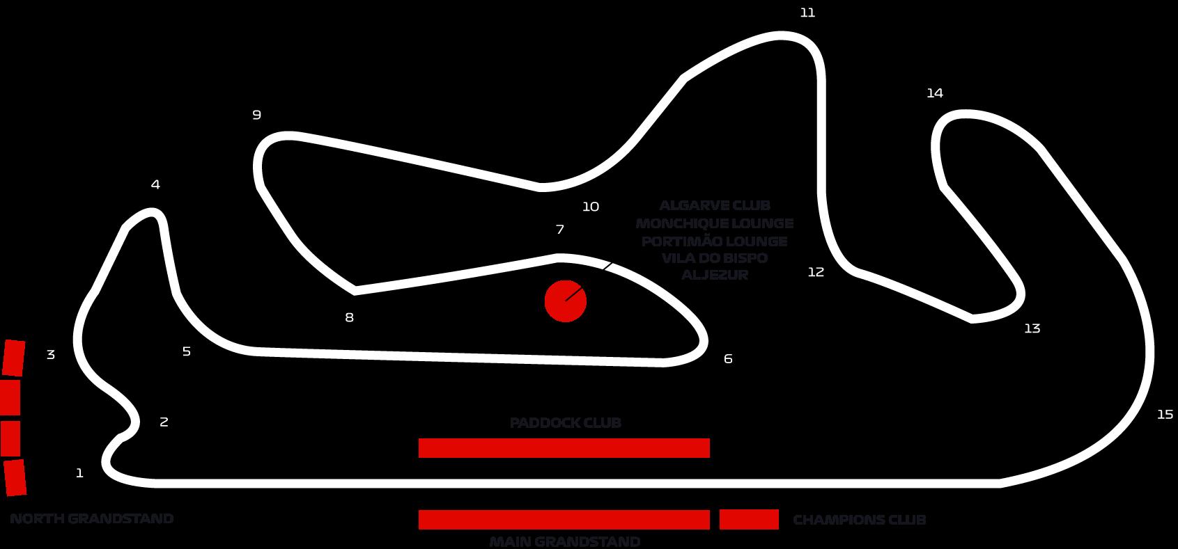 Boletos Grand Prix Portugués Fórmula 1 2020 | F1 Experiences
