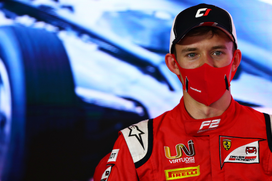 In Conversation With Formula 2 Driver Ferrari Driver Academy Member Callum Ilott