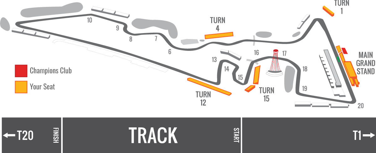 2021 Formula 1® USGP Official Ticket Packages Now AvailableCOTA Experiences