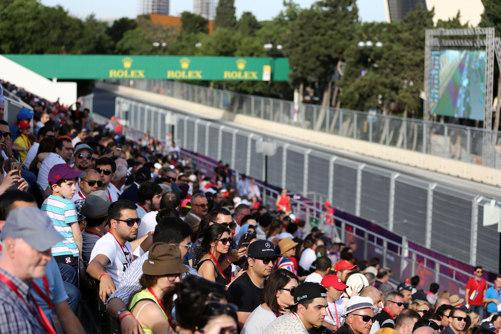 2019 Azerbaijan Grand Prix ficial Ticket Packages