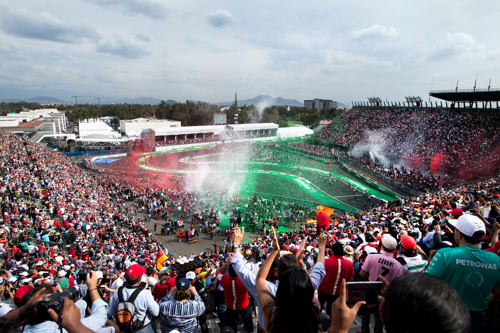 2019 Mexican Grand Prix Official Ticket Packages