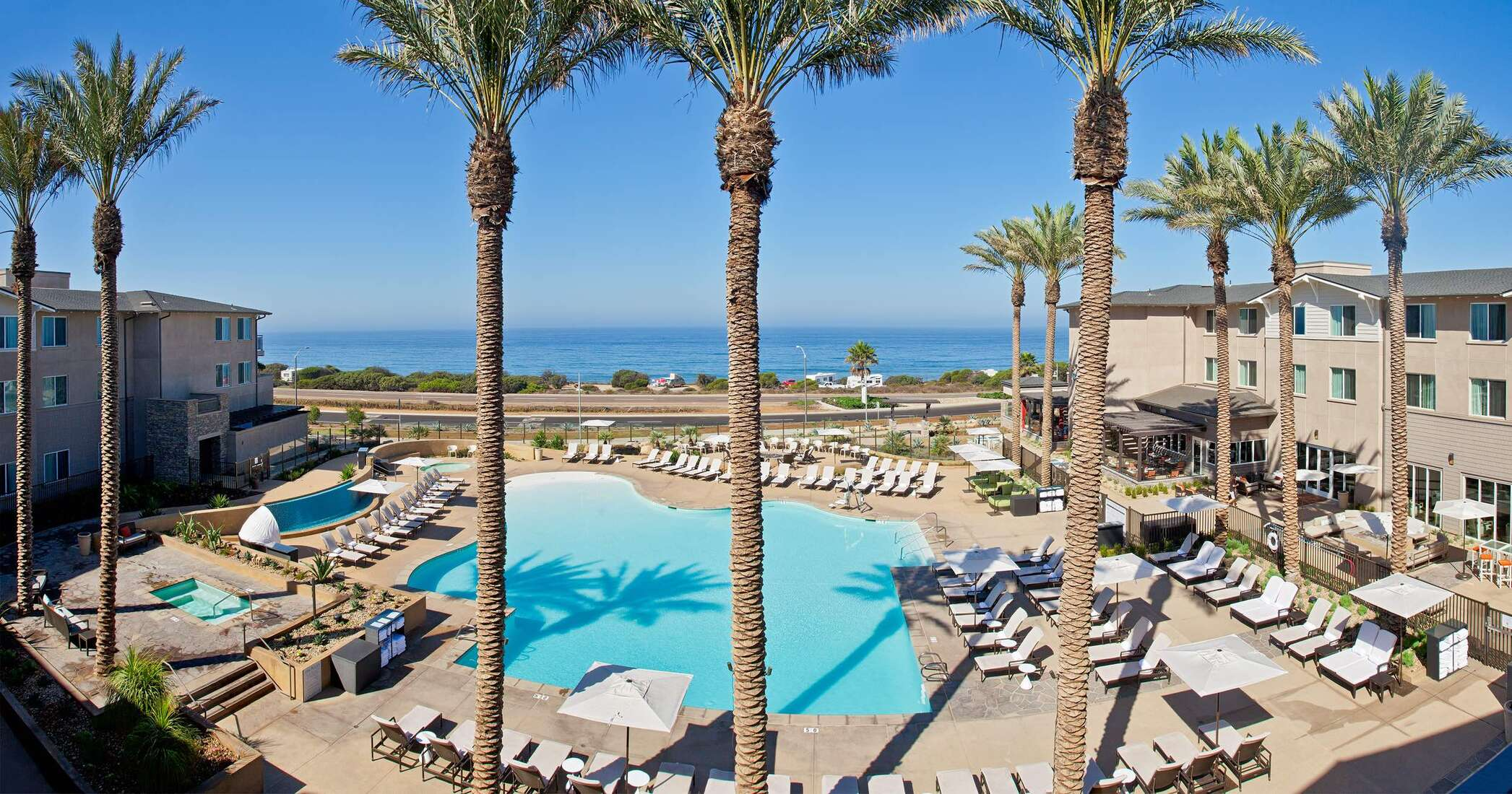 Breeders' Cup Experience accommodations Cape Rey Carlsbad Beach exterior