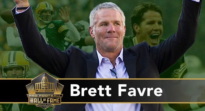 Pro Football Hall of Fame Class of 2016 Spotlight: Brett Favre