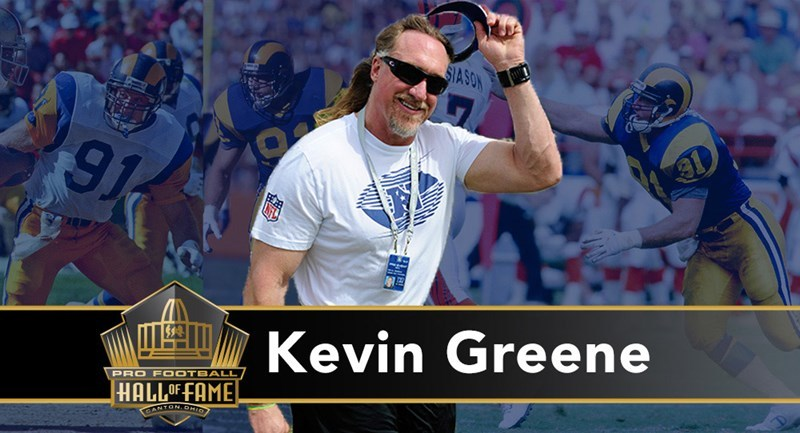 Pro Football Hall of Fame Class of 2016 Spotlight: Kevin Greene
