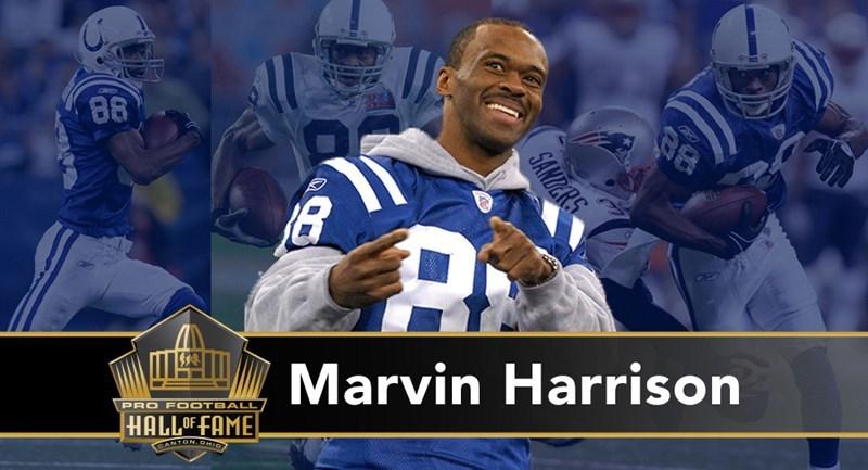 Pro Football Hall of Fame Class of 2016 Spotlight: Marvin Harrison