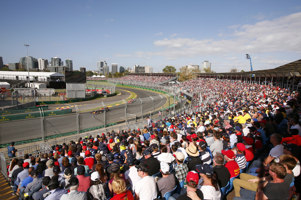 Silverstone Grand Prix Hero Package with F1 Experiences