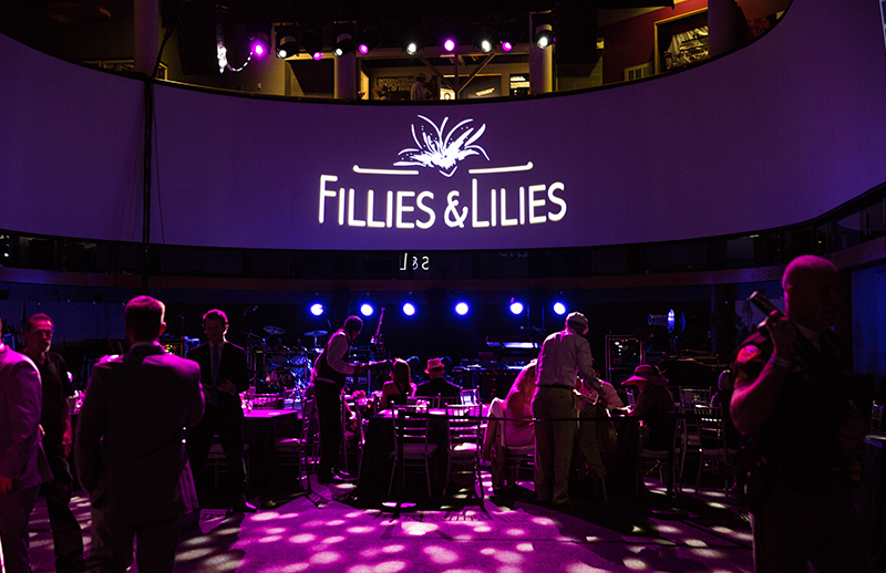 Fillie & Lilies Party