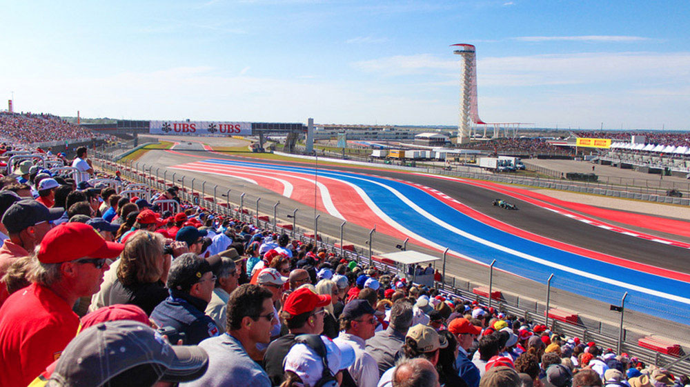 Turn 4 Circuit of The Americas