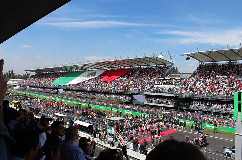 2018 Mexican Grand Prix Official Ticket Packages | QuintEvents.com