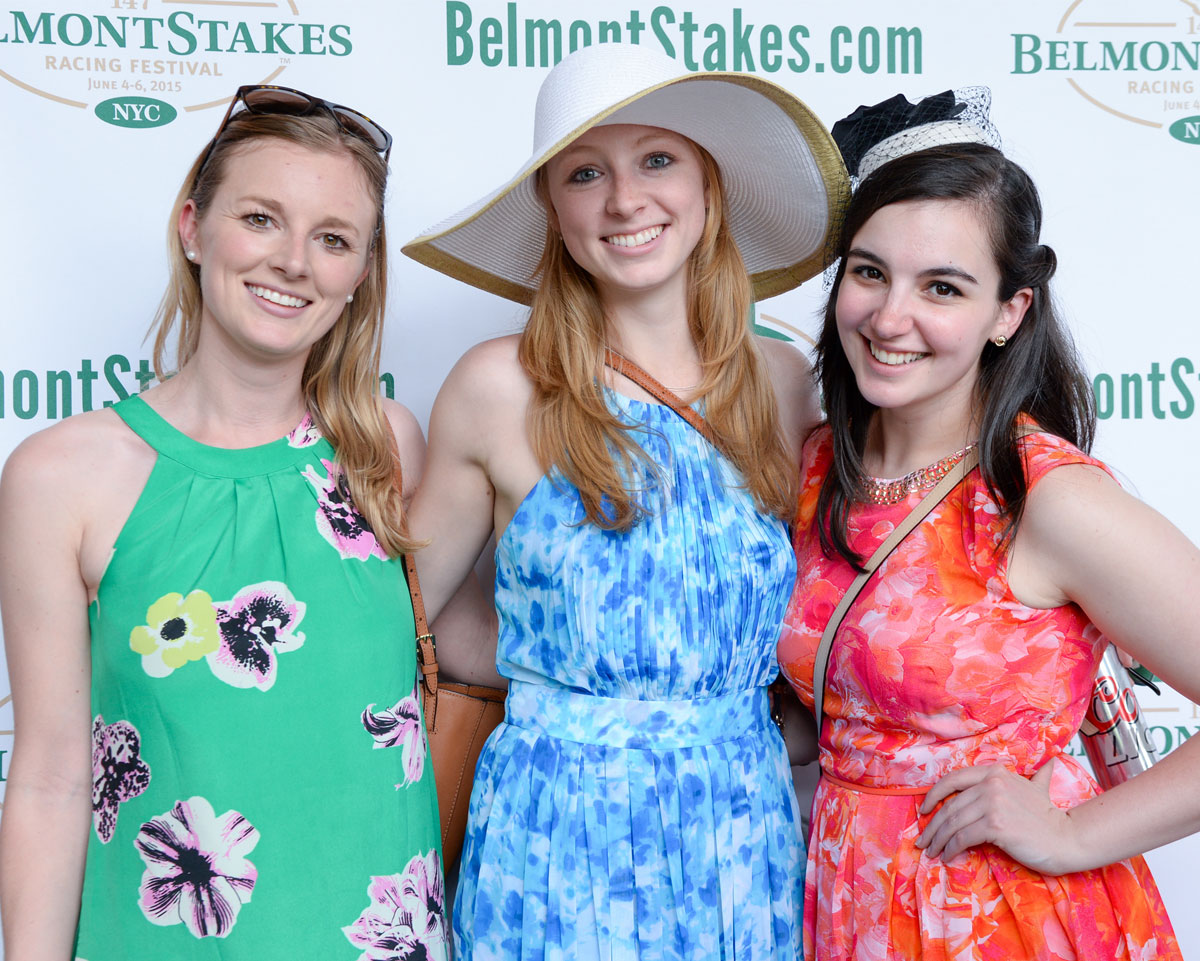 Belmont-Stakes-how-to-dress-women