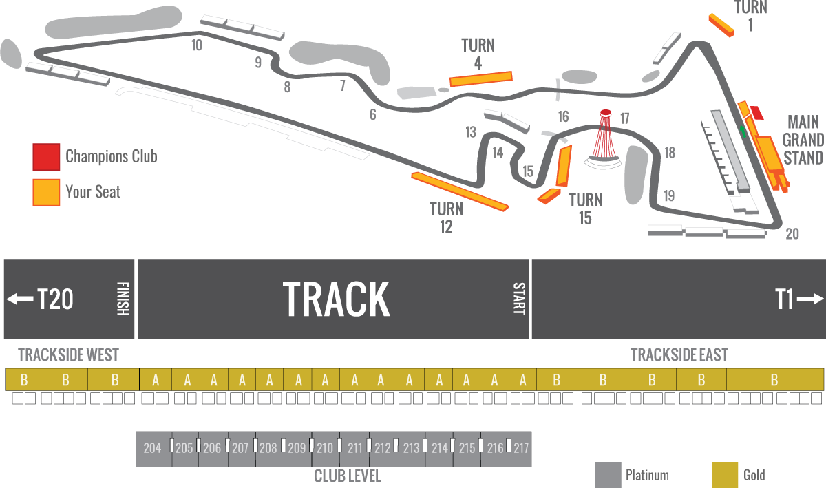 F1 Us Grand Prix Tickets Amp Packages Cota Experiences