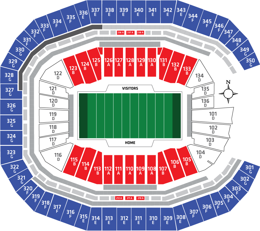 Mercedes Benz Stadium Tickets: 2019 Super Bowl Tickets & Packages
