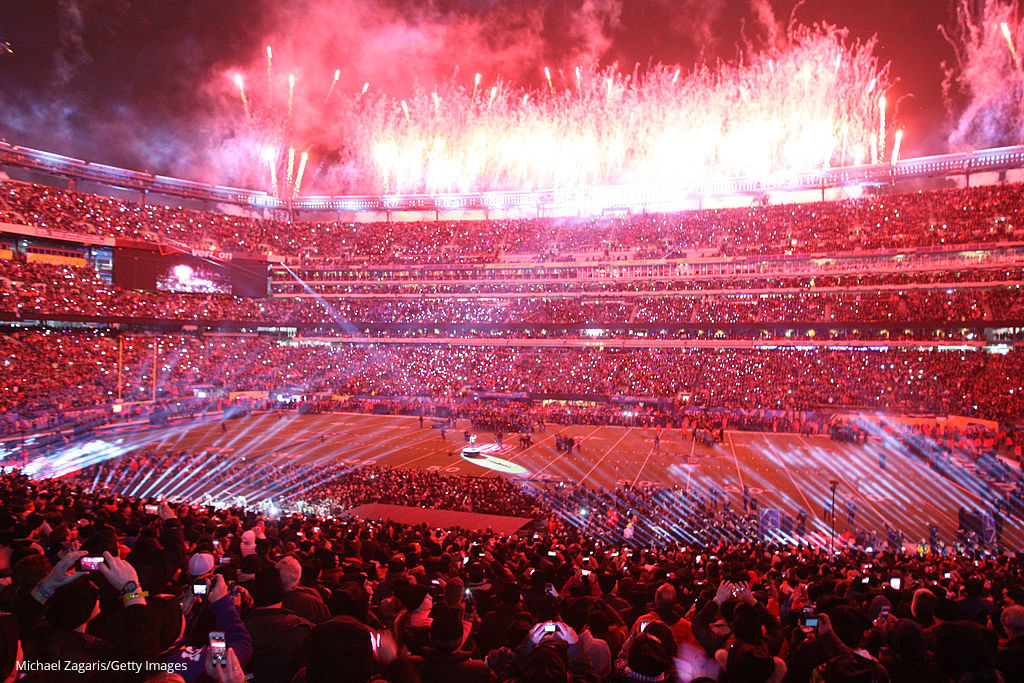 12 Things You Didn't Know About the Super Bowl