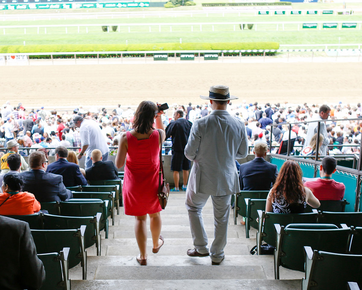 66 belmont stakes racing 11