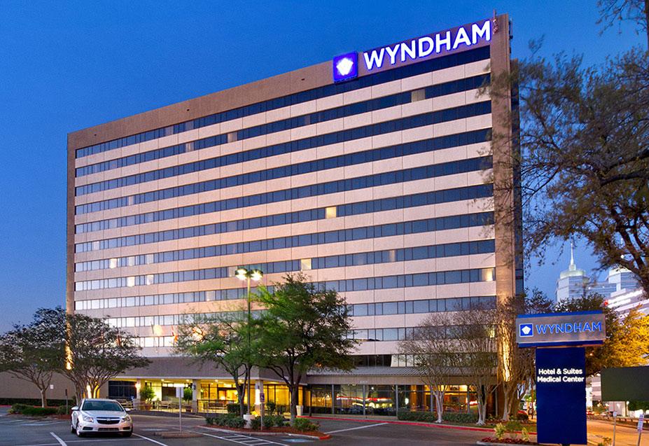 Wyndham Houston exterior