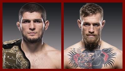 UFC 229 Calendar Thumbnail