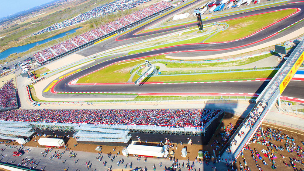 2018 F1 Usgp Tickets Turn 15 Official Ticket Package
